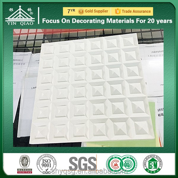 Hot Selling Gypsum Board Manufacturers High Quality Light Weight Wall Panel