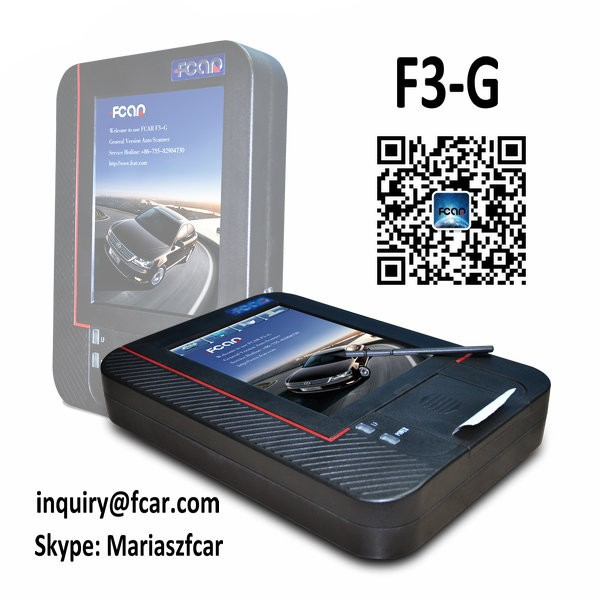 Factory direct selling Fcar F3 G SCAN car and trucks auto diagnostic tools for hino engine ECU,hino jo8e ecu protocol