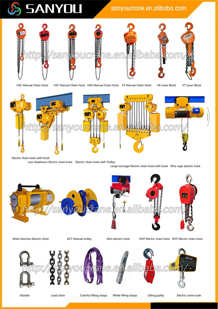 Chain Block Hsz Type Hoist Pulley System Buy Chain Block