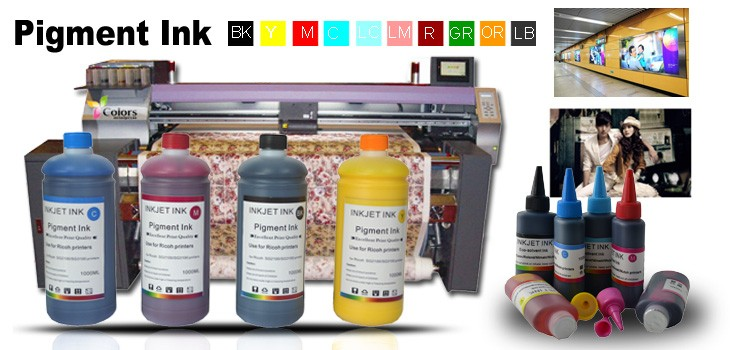 Pigment Ink For Epson L120