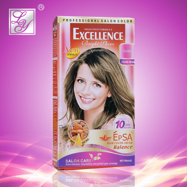 Natural looking hair color made in usa