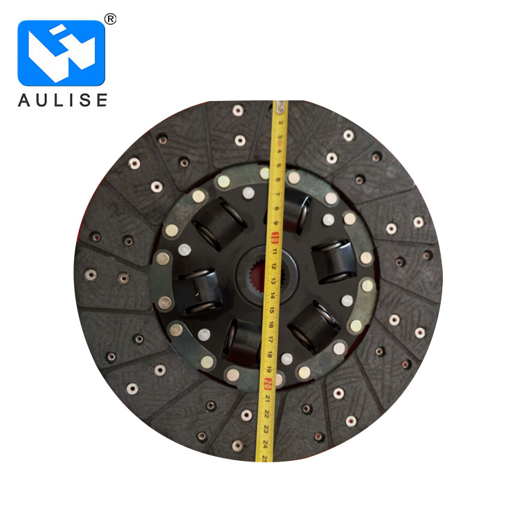 original diesel engine clutch disc 255mm oem 4100Q-A2A.26.30 for saic yuejin nj1028