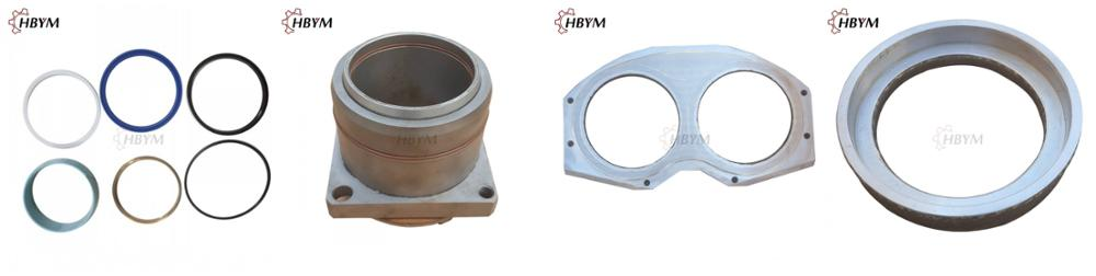 Putzmeister Concrete Pump Parts