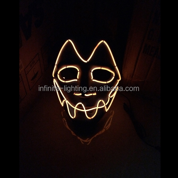 White Pvc Plastic Scary Halloween Party Masks For Sale,Eva Scary ...