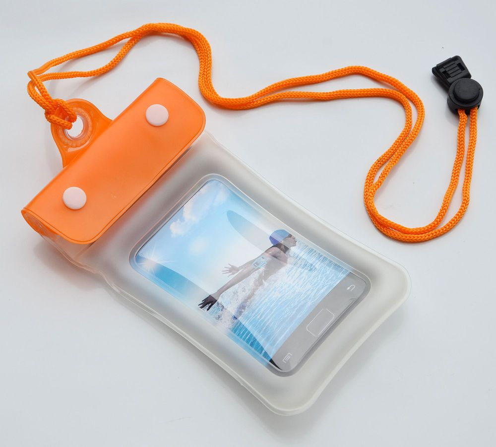 Floating Diving PVC IP8 Waterproof Dry Bags Designer For Iphone