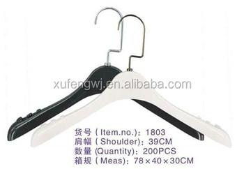 Oem Odm Service Hook Changable Plastic Clothes Coat Hanger Dimensions