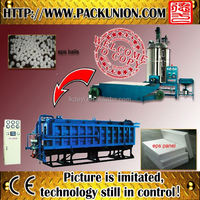 Excellent quality Expanded EPS Block Molding Machine with Vacuum