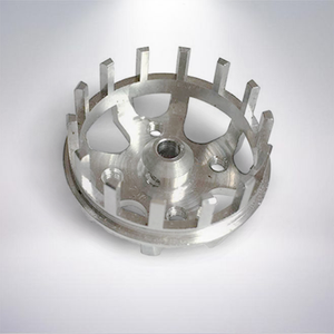 CNC Machining Rapid Prototype Stainless Steel Parts for Mechanical engineering