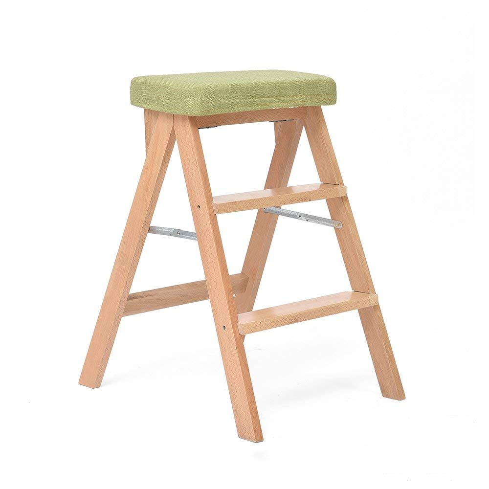 Stools Kitchen High Folding Chairs Multifunctional Easy