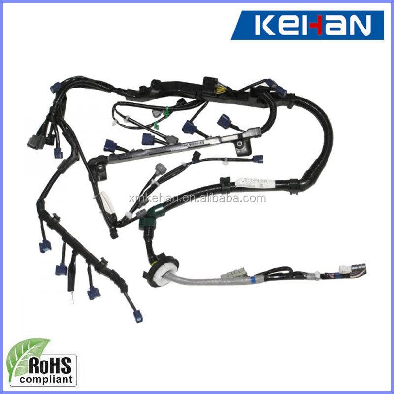 oem odm custom engine wiring harness buy custom wire harness engine wiring harness used engine