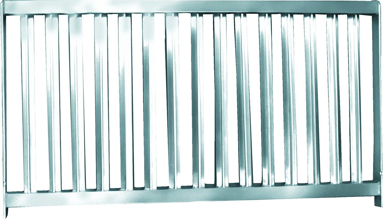 "Winholt SCAST-1860-4-SU T-Bar Shelving Starter Kit, 4 Units, 18"" x 60"" Shelving Size"