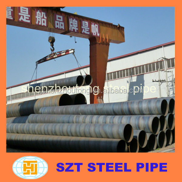 Spiral Steel Pipes /import building material from china