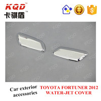 Excellent design ABS Plastic Chrome Water-Jet cover for TOYOTA FORTUNER 2012 - 2014 best selling car accessories