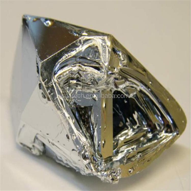 1kg 99.99% Pure Gallium Metal Element for gallium alloys