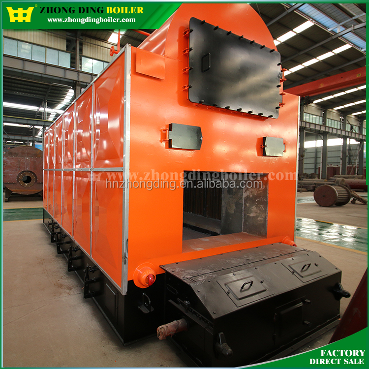 Good Performance China Manufacturer Coal/ Wood Pellet Fired Hot Water Boiler for Home Heating