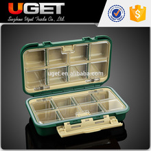 Wholesale export fishing lure plastic boxes manufactured in China