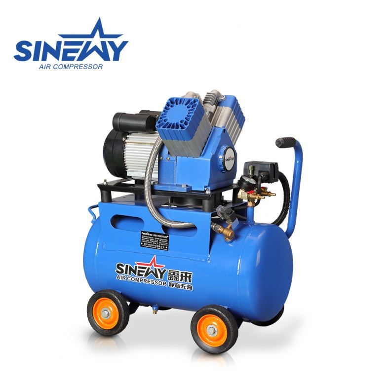 Reliable performance extra long life air compressor small portable