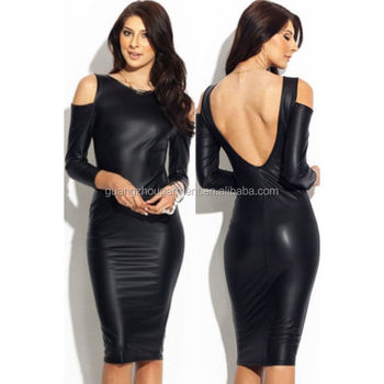 Sexy winter club dresses