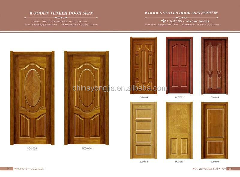2014 china latest design high quality wood door catalogue & 2014 China Latest Design High Quality Wood Door Catalogue - Buy Wood ...