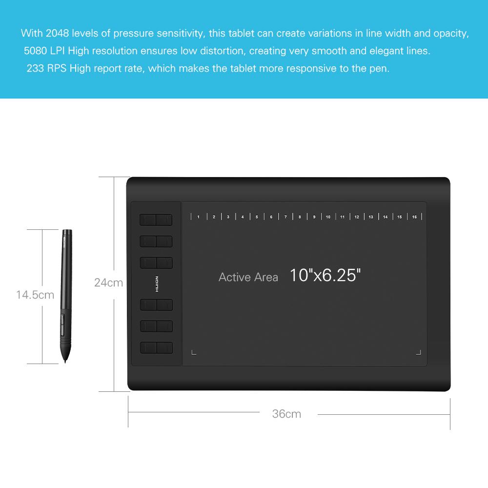 HUION 1060Plus o XP-PEN star03??   Dibujando