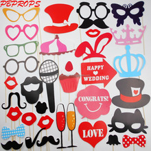 DIY Lips Wedding Party baby shower decorations Photo booth props Bunny christmas party favor shower sash photos