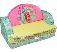 Nice Strawberry Shortcake Polyester Child Flip Sofa Cushion Arm ...