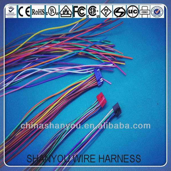 auto jamma harness wire harness