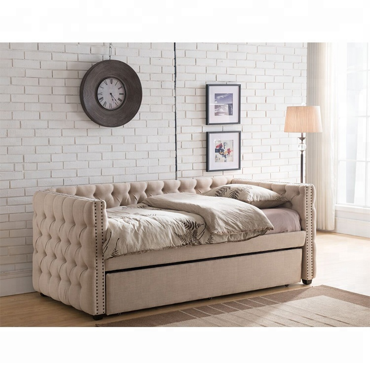 2019 Dingzhi Kallikrates Moderno Daybed con Trundle Letto