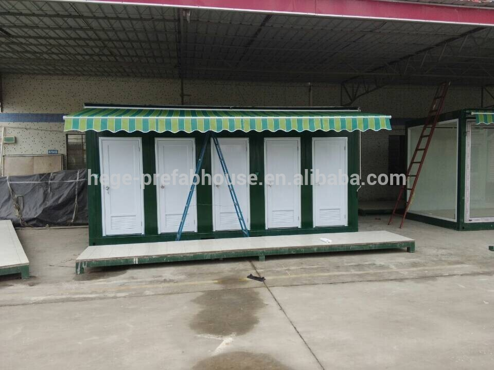 mobile Container for Toilet