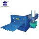 Glazed steel plate panel roll forming machine for sale