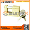 Rectangular Padlock, Flat Keys, Safty Locks For Door