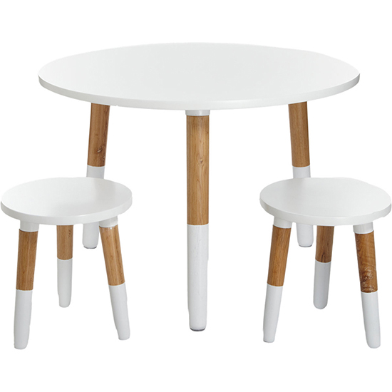Kids Room Simple Round Table Kids Study Table Buy Kids