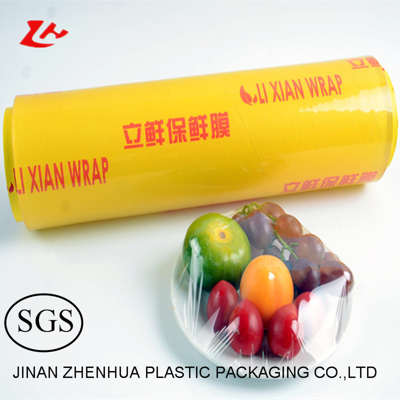 Professional Factory For Food Grade Pvc Cling Flim Pvc Cling Film Food Wrap  Plastic Film - Buy Pvc Cling Film,Pvc Cling Film Extruder Machine,Pvc