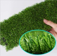 Chinese manufacturer Artificial Grass 20mm/30mm different plie hight customization Garden Realistic Natural Turf