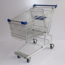 New Style collapsible shopping cart collapsable clax folding trolley