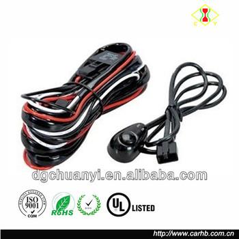 40 off road atv jeep led light bar wiring harness with relay  40 off road atv jeep led light bar wiring harness with relay on
