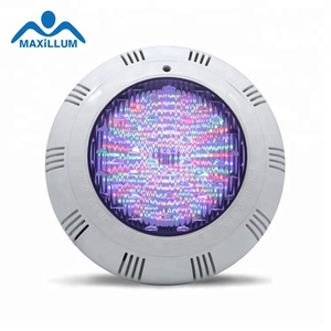 AC12V 18W Wall mounted waterproof PC Led Swimming Pool Light