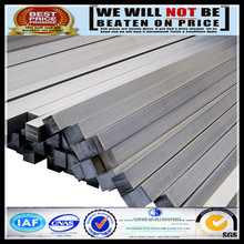 Hot sale 309 stainless steel square bar with top quality and bottom price