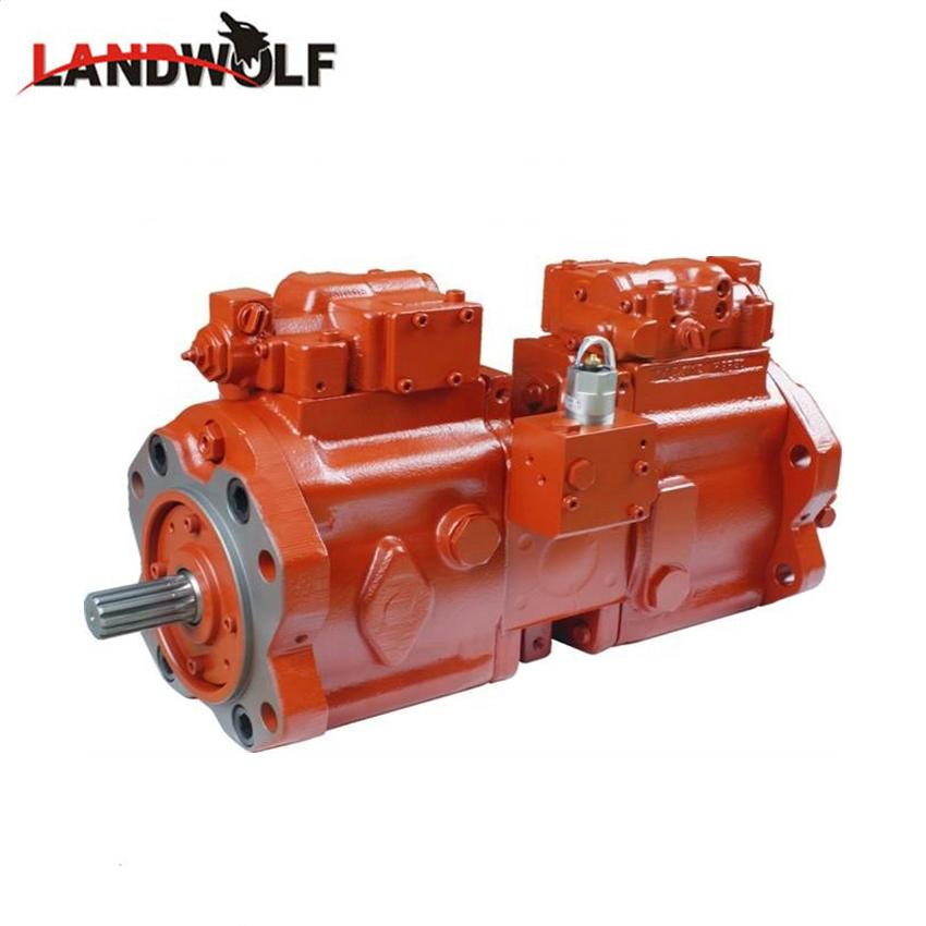 60008122 Genuine High Pressure Piston Pump Kawasaki K3V112DT Hydraulic Pump
