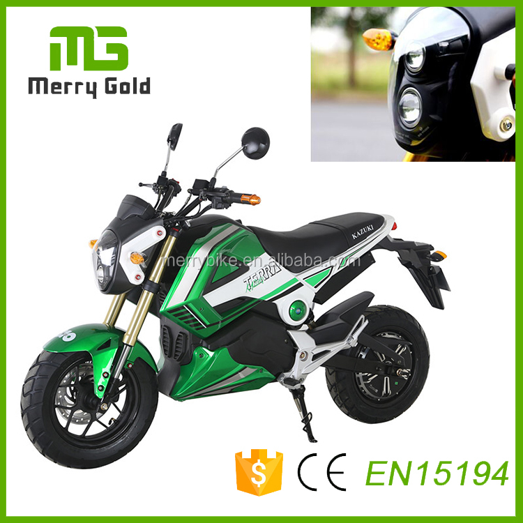 EEC approved Knight model scooter 2 wheel, electric motorcycle, electric scooter 1000w