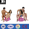 China factory custom made inflatable sex chair with vibrating dildo sex furniture for woman foldable female masturbator sex toy