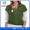 High quality baby sling wrap type and cotton frame material baby sling wrap carrier