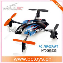 2.4Ghz 4ch rc 4 rotor helicopter 80m long range HY0063533