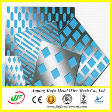 Good quality punch hole screen mesh (Jiufu factory with ISO9001)