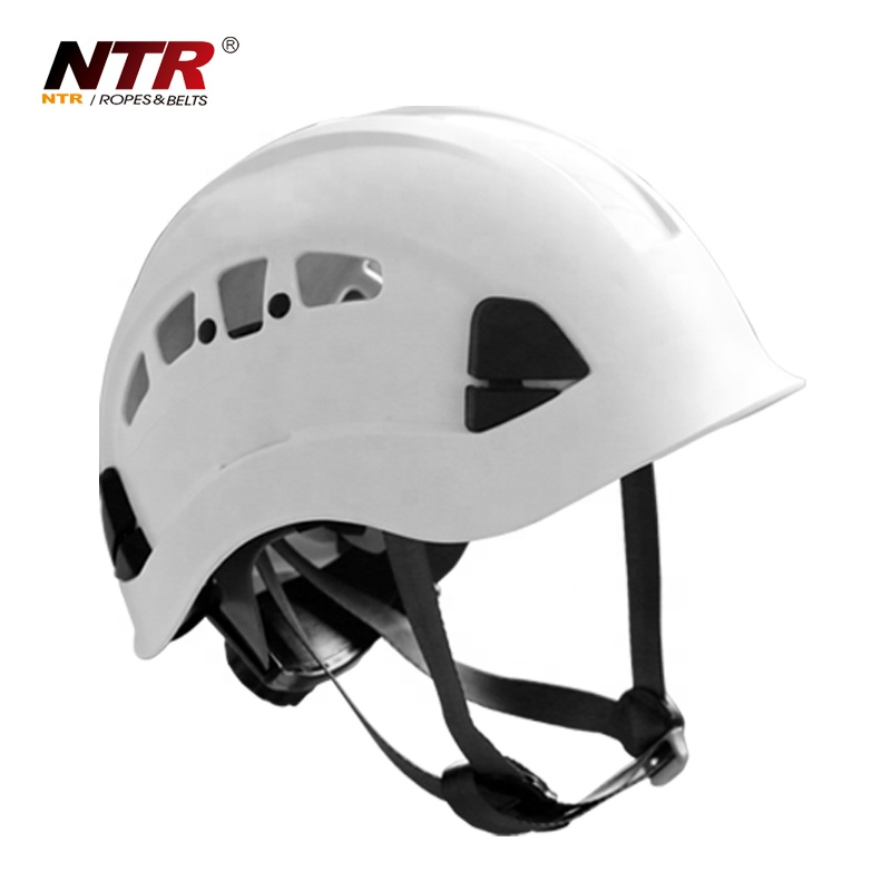 Premium best-잘 팔리는 록 tree 등반 helmet ABS rescue safety helmet