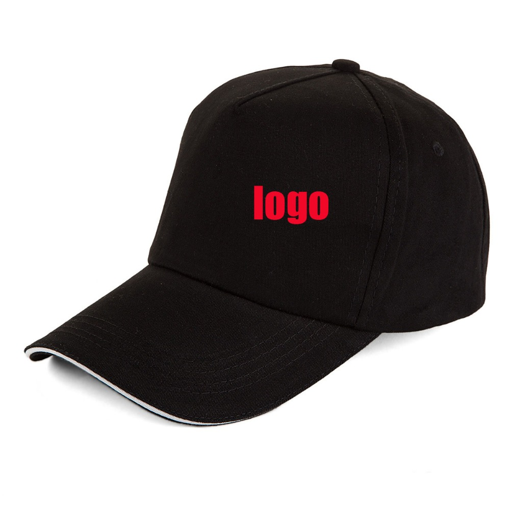 new custom personalized logo promotion baseball hats