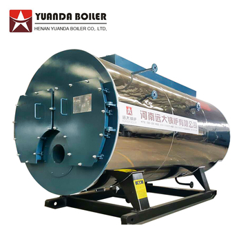 CE Certificate 1 ton Gas-fired Steam Boiler for Garment