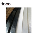 toco cabinet edging pvc furniture table plastic u channel strips plastic upholstery edge trim pre glued pvc edge banding tape