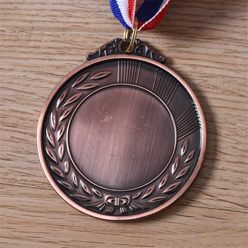 Factory OEM Service Customized Any size Metal Sports gold Medal