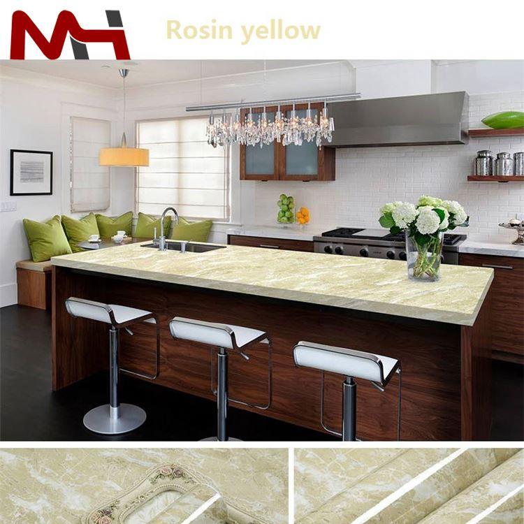 Korea self adhesive pvc wallpaper floor wallpaper waterproof wallpaper for bathrooms
